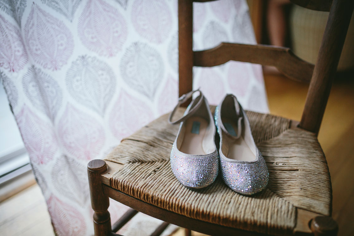 Details of bride getting ready for Stinson Beach wedding by Becca Henry Photography