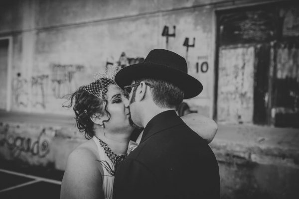 Moody wedding photography by Becca Henry Photography