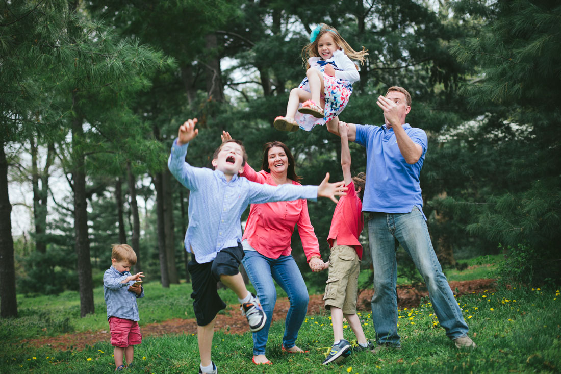 Documentary family photography - Washington DC by Becca Henry Photography
