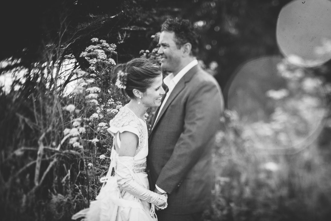 Beautiful Mendocino laughter in the garden by Becca Henry Photography