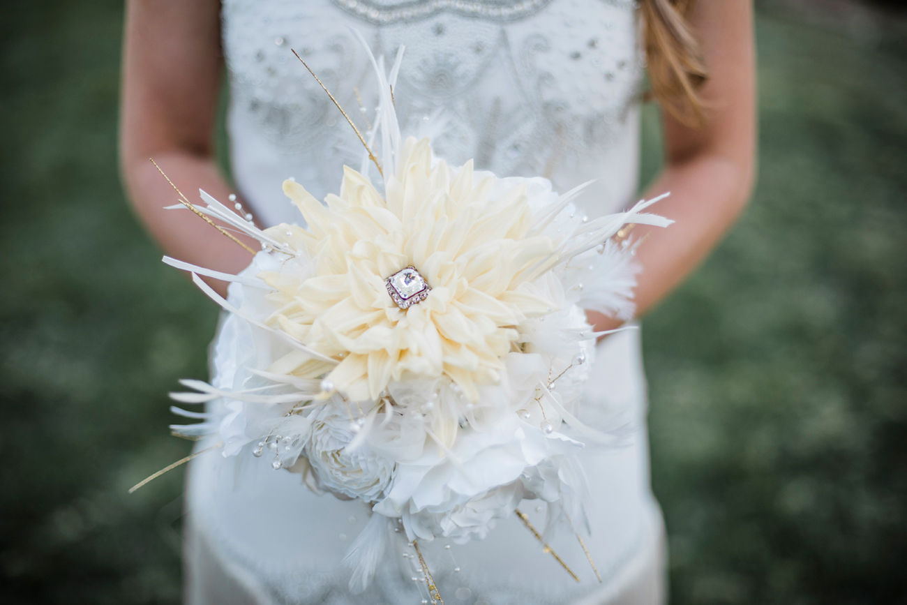 Las Vegas Wedding. Red Rocks Wedding . Becca Henry Photography . DIY bouquet at Siena Golf Club.