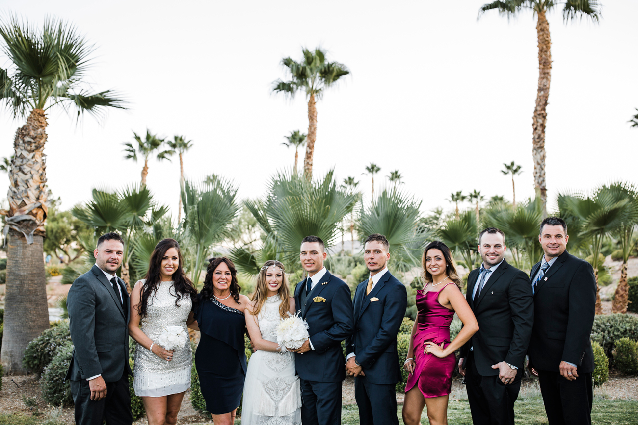 Las Vegas Wedding and Red Rocks Wedding . Becca Henry Photography . Family photography at Siena Golf Club Wedding.