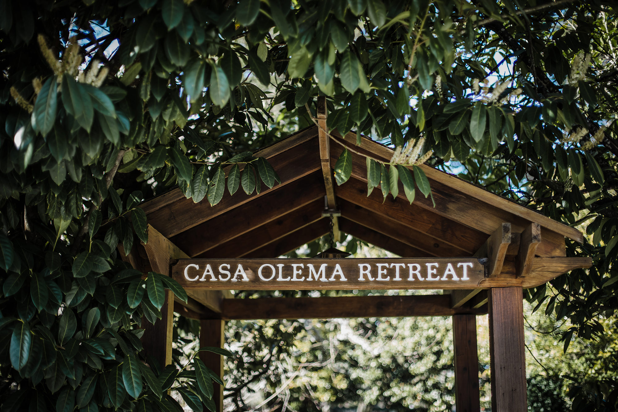 Olema House for Point Reyes Elopement