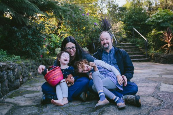 Becca Henry Photography- Family portraits at Lake Temescal