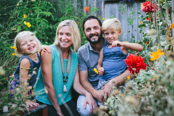 Becca Henry Photography- family portrait - San Francisco