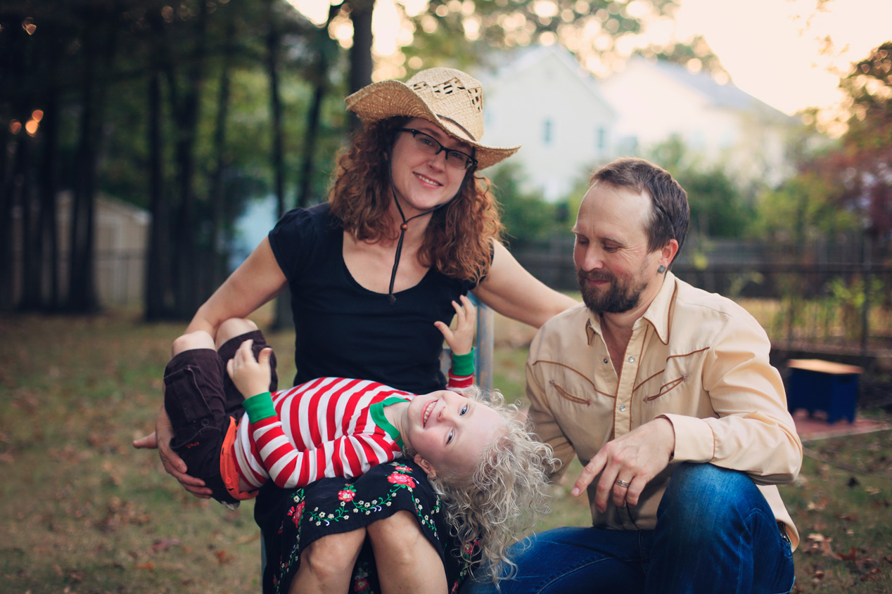 Becca Henry Photography- family portrait- Arlington, Virginia