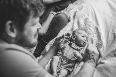 Becca Henry Photography - Newborn Photography in Oakland-